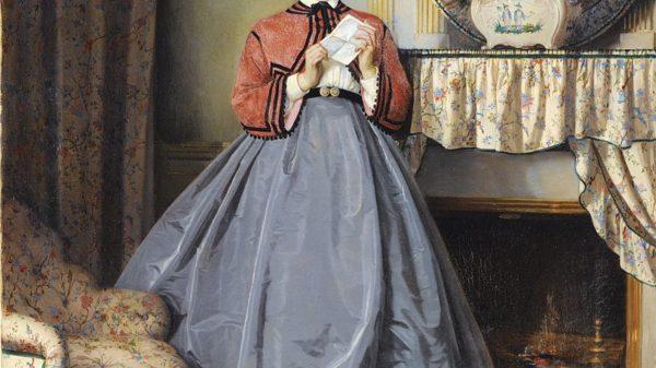 1860s dresses