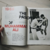 Feature on the greatest boxer of all time, Muhammad Ali