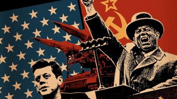 The Cold War refers to the relationship between the US and Soviet Union and their allies