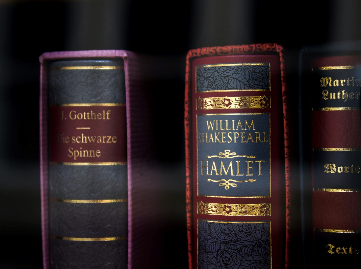 Read on and find out the origins of William Shakespeare!