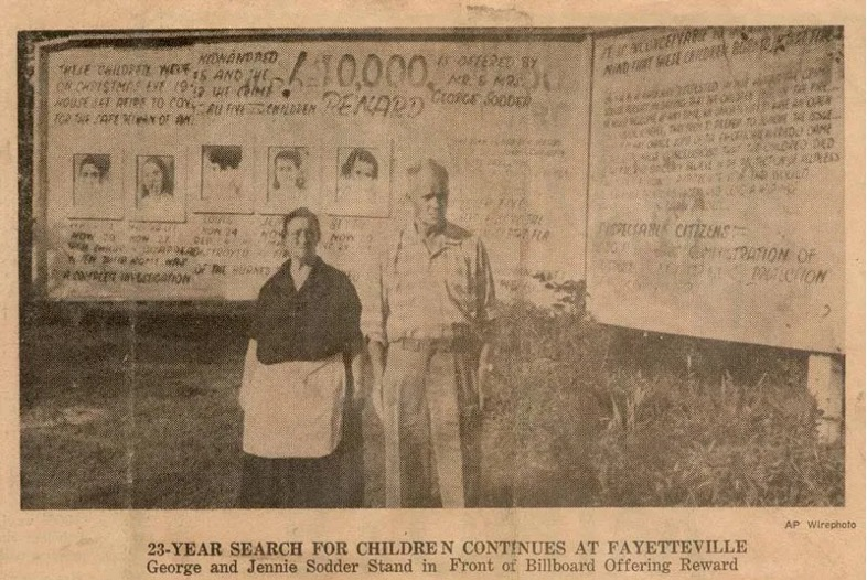 Where are the Sodder children? Read on to find out details about this mysterious case!
